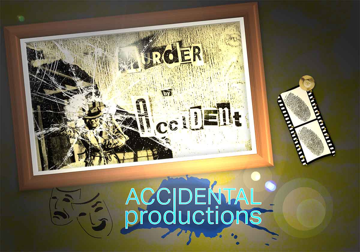 Opening Slide; Murder by Accident