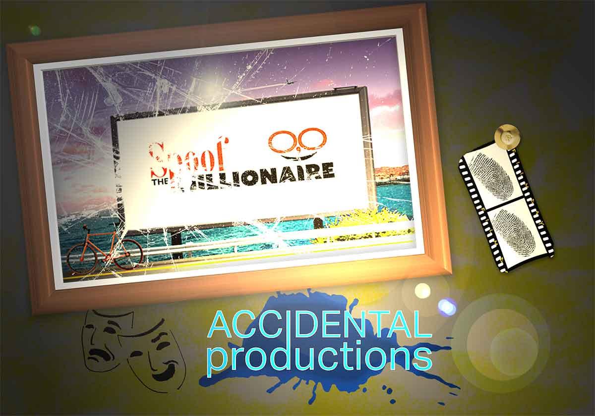 The Spoof Millionaire Slide